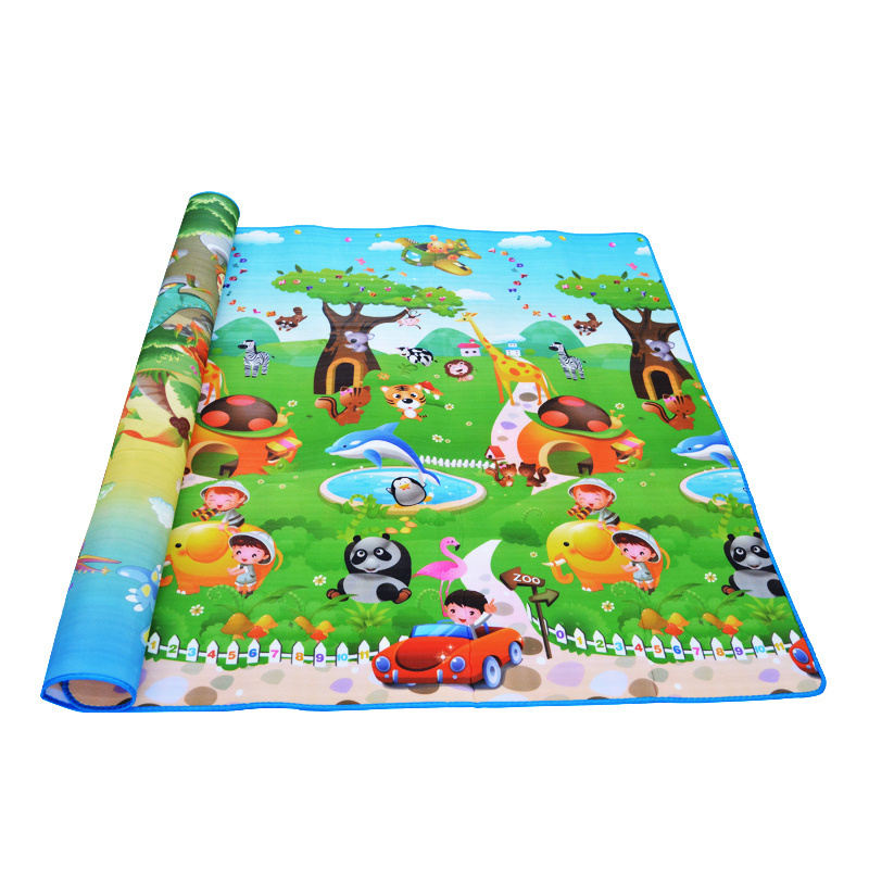cm Thick Crawling Baby Play Mat Educational Alphabet Game Kids Rug For Children Puzzle Activity Gym