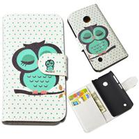 JR For Microsoft Nokia Lumia 530 Dual SIM RM 1019 Case Stand Style Magnet Flip Wallet