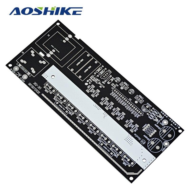 Aoshike 1000 Вт 2000 Вт 3000 Вт Чистая синусоида Инвертор модифицированный синус Post Усилители домашние голой pcb