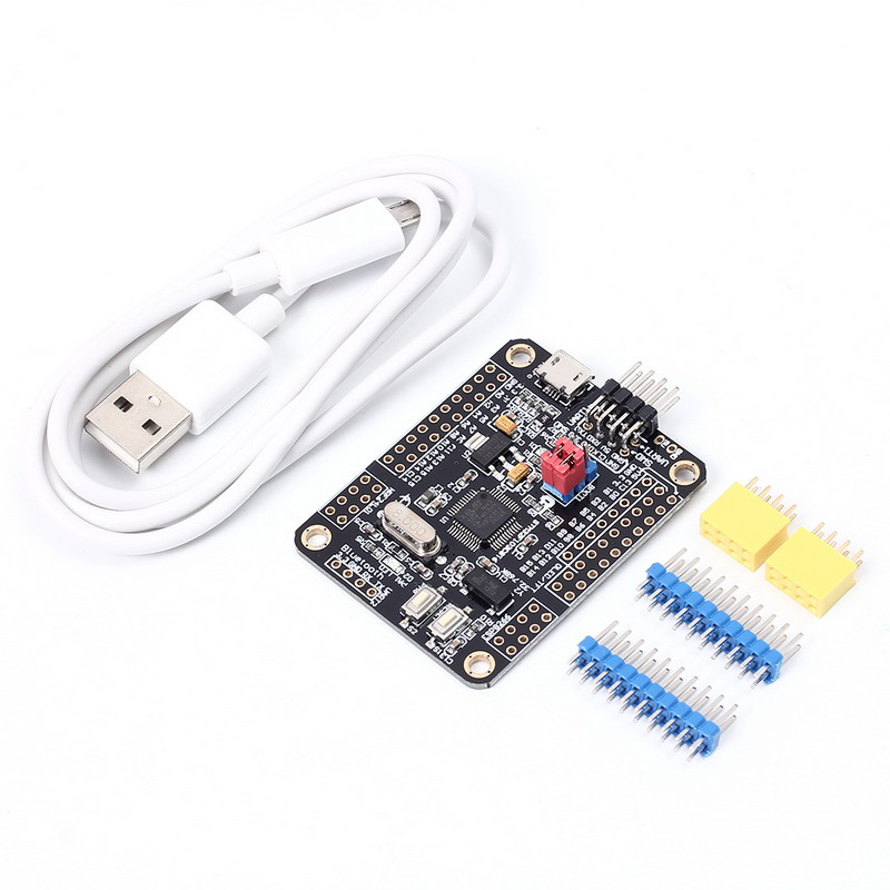 STM32F103C8T6 BRAS Minisystem Conseil de Développement STM32 Conseil de Développement Bord de Base pour ESP8266 Wifi Module