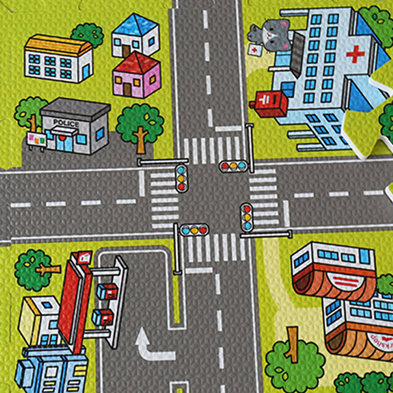 Baby-Traffic-Route-Puzzle-Play-Mat-Children-Educational-Split-Joint-EVA-Foam-Crawling-Pad-Game-Carpet-Kids-Toys-Gift-Rug-Playmat-2
