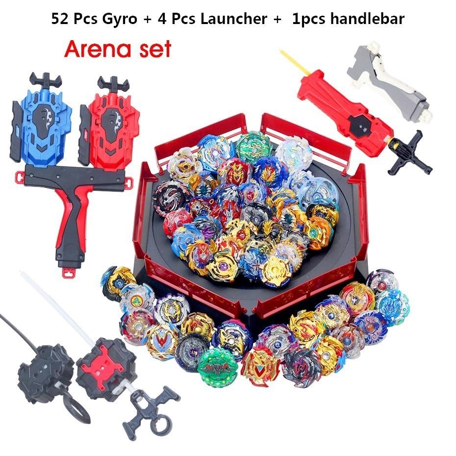 Takara Tomy Beyblade Burst набор игрушек пусковые установки ручка высокая производительность сражение оригинальный Арена металлические лезвия сплавл...
