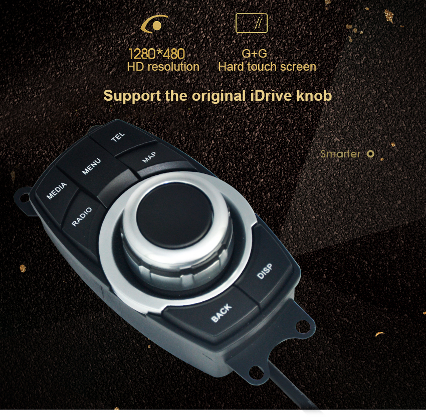 10 Koason Android Auto GPS Stereo for BMW E60 3 series CIC 2009-2010