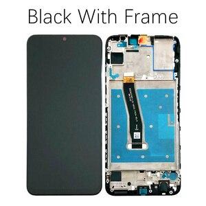 Image 2 - DRKITANO תצוגה עבור Huawei P חכם 2019 LCD תצוגת מסך מגע סיר LX1 LX2 LX3 P חכם 2019 תצוגה עם מסגרת החלפה