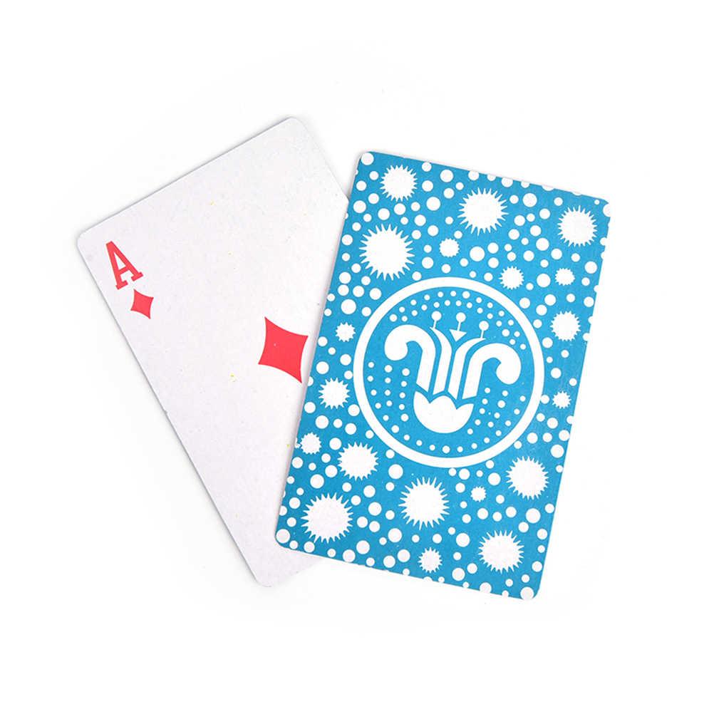 1 колода новый хит продаж Волшебный покер Стриптизерша маркированный трюк игральные карты бренд Svengali конус