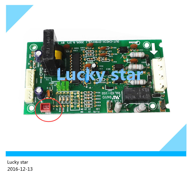 ФОТО   new for Air conditioning computer board circuit board KFR-72W/S-210LKFR-75LW/ESD E-7