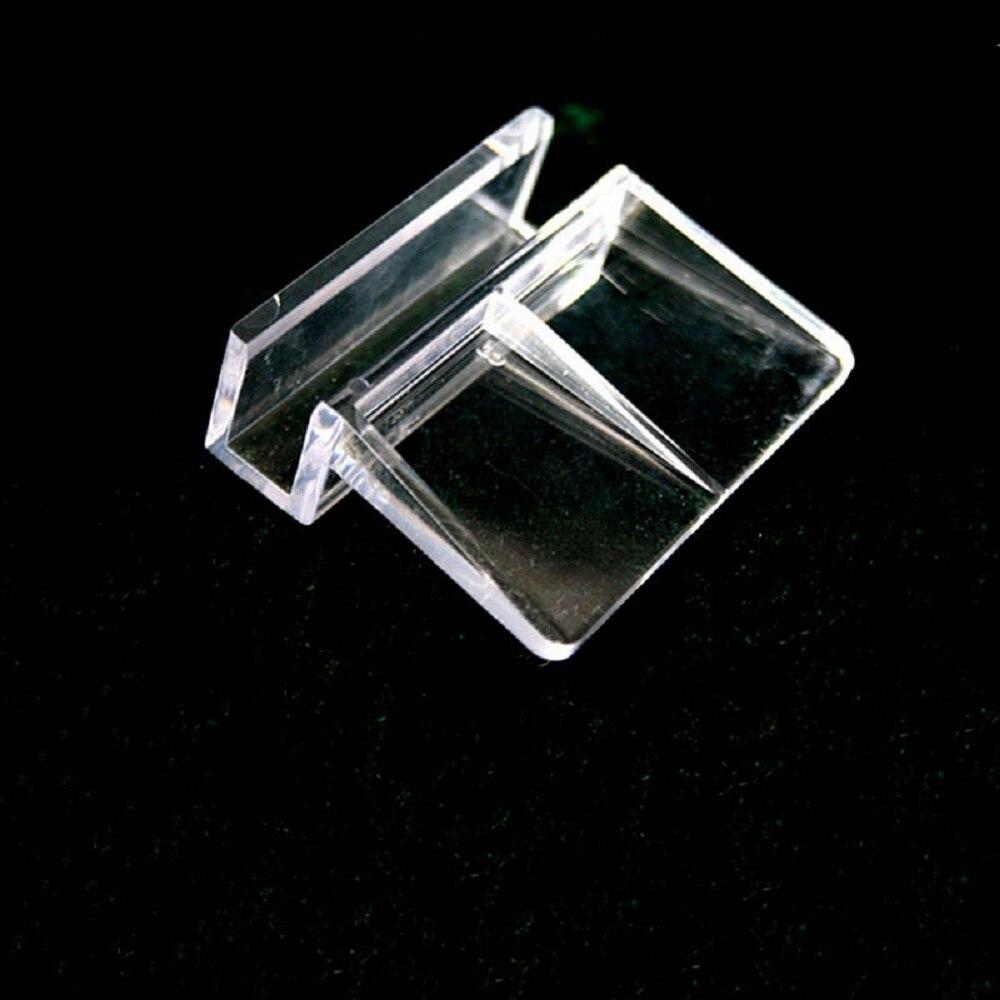 Aquarium fish tank glass lid cover - Acrylic 4 6 8 10 12mm Aquarium Fish Tank Glass Fixed Cover