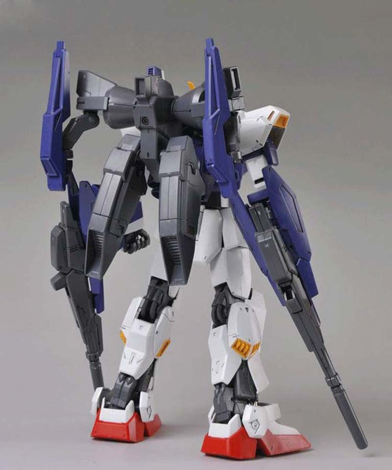 Image 4 - Anime Huiyan Hobby 1/144 Mobile Suit RX 178 Gundam Mark II model FIGHTER SEI IORI assembled Robot action figure kids gift toys-in Action & Toy Figures from Toys & Hobbies