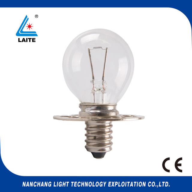 HAAG STREIT 6V 4.5A slit lamp bulb 900 930 SL 9 holes 6v4.5a ...