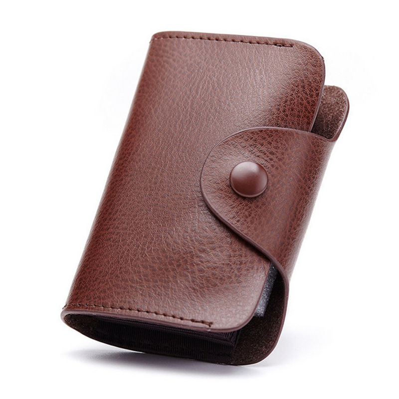 Yufang genuine leather business card wallet women solid color women yufang genuine leather business card wallet women solid color women card case western card pocket natural cowhide money bag in card id holders from colourmoves