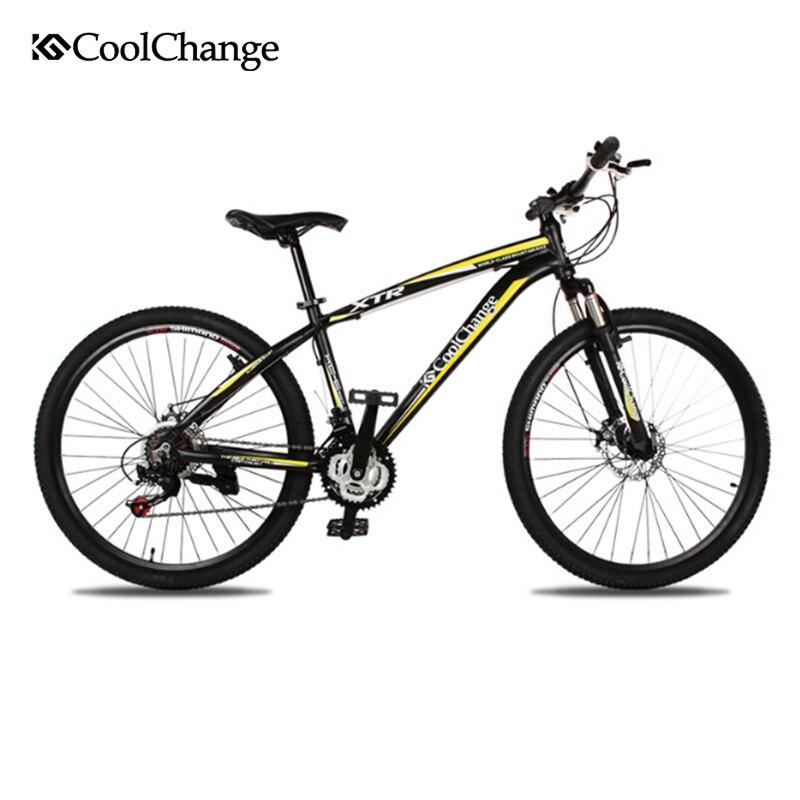 Coolchange bicicleta de carretera bicicletas de cross-country de doble freno de