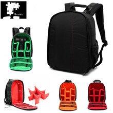DSLR Bag photography Camera Backpack Case for Canon EOS R RP R5 R6 77D 80D 4000D 3000D 2000D 250D 200D 7D 6D 5D Mark IV III II