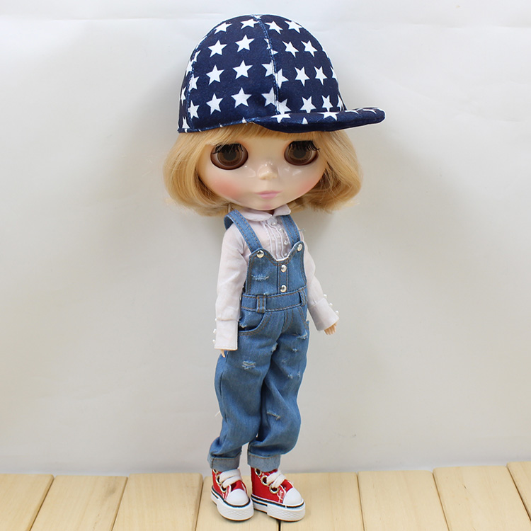 free shipping blyth doll icy licca Bronze short Hair normal body golden hair 150BL2240 3227 shiny