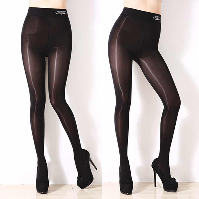 Elastic Magical Tights Women Collant Sexy Silk Stockings