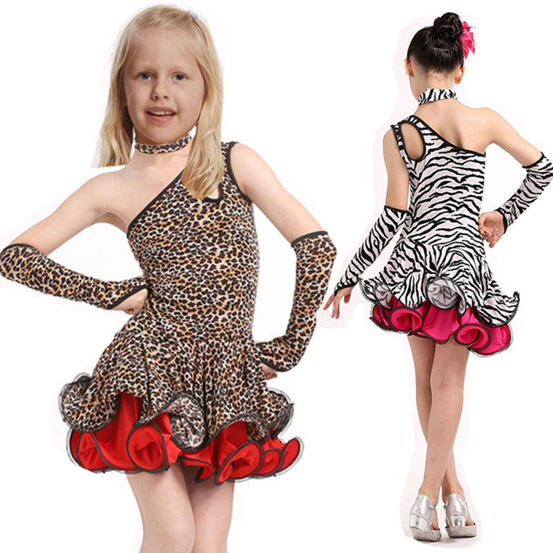 latin dance dresses for girls-#20