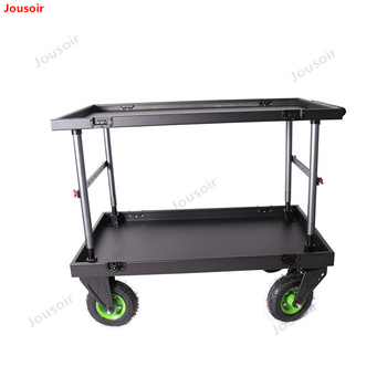 Director Car Photographic equipment Trolley film and television shelf monitor car crew car CD50 T03