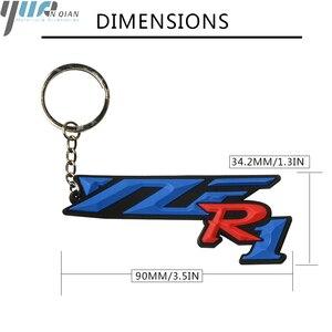 Image 5 - Motorcycle Motorbike Model Keychain Keyring Key Chain Key Ring Holder For YAMAHA YZFR1 YZFR6 YZF R1 YZF R6 YZF R1 YZF R6