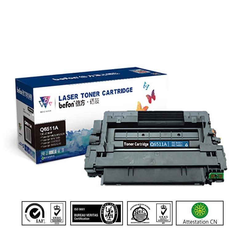Befon q6511a q6511a 6511a 6511 tonerkartuschen kompatibel für hp laserjet 2410 2420...