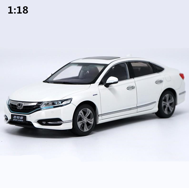 все цены на High simulation HONDA NEW SPIRIOR car model 1:18 advanced alloy collection toy vehicle,diecast metal model,free shipping