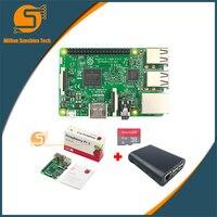 UK RS Version Raspberry Pi 3 Case 8G SD For Raspberry Pi 3 B Free Shipping