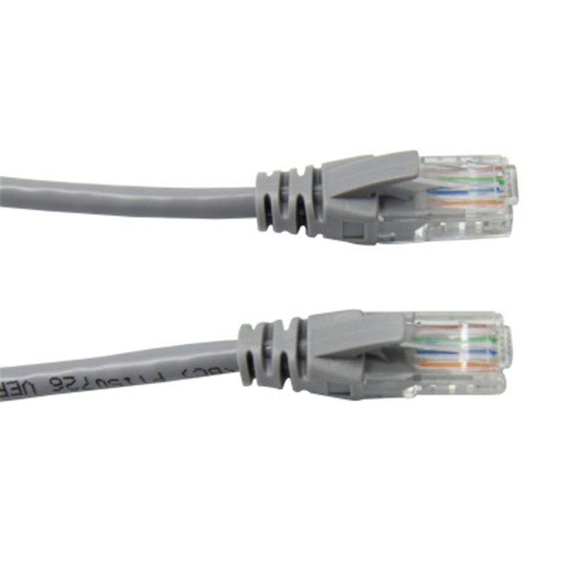 Super five network cable cat5e oxygen free copper national standard line unshielded network cable computer cable