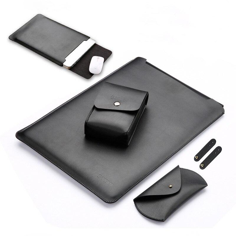 Laptop Bag for Macbook Air Pro Retina 11 12 13 15 Case Ultra Slim Notebook Case