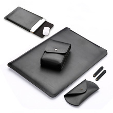 Laptop Bag for Macbook Air Pro Retina 11 12 13 15 Case Ultra Slim Notebook Case Liner Sleeve For Macbook Air 13 Xiaomi Pro 15.6 цена в Москве и Питере