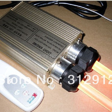 Two holes led fiber engine;32W;with remote controller;AC100-240V input