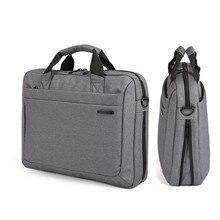 """Kingsons wodoodporna 12.1 13.3 14.1 15.6 17.3 cal laptopa torba dla mężczyzn kobiety teczki etui na laptopa torba na ramię 17"""""""