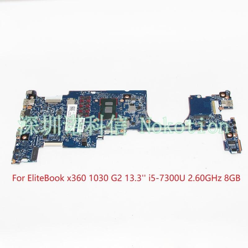 NOKOTION 6050A2848001 MB A01 920053 601 920053 001 For HP EliteBook X360 1030 G2 font b