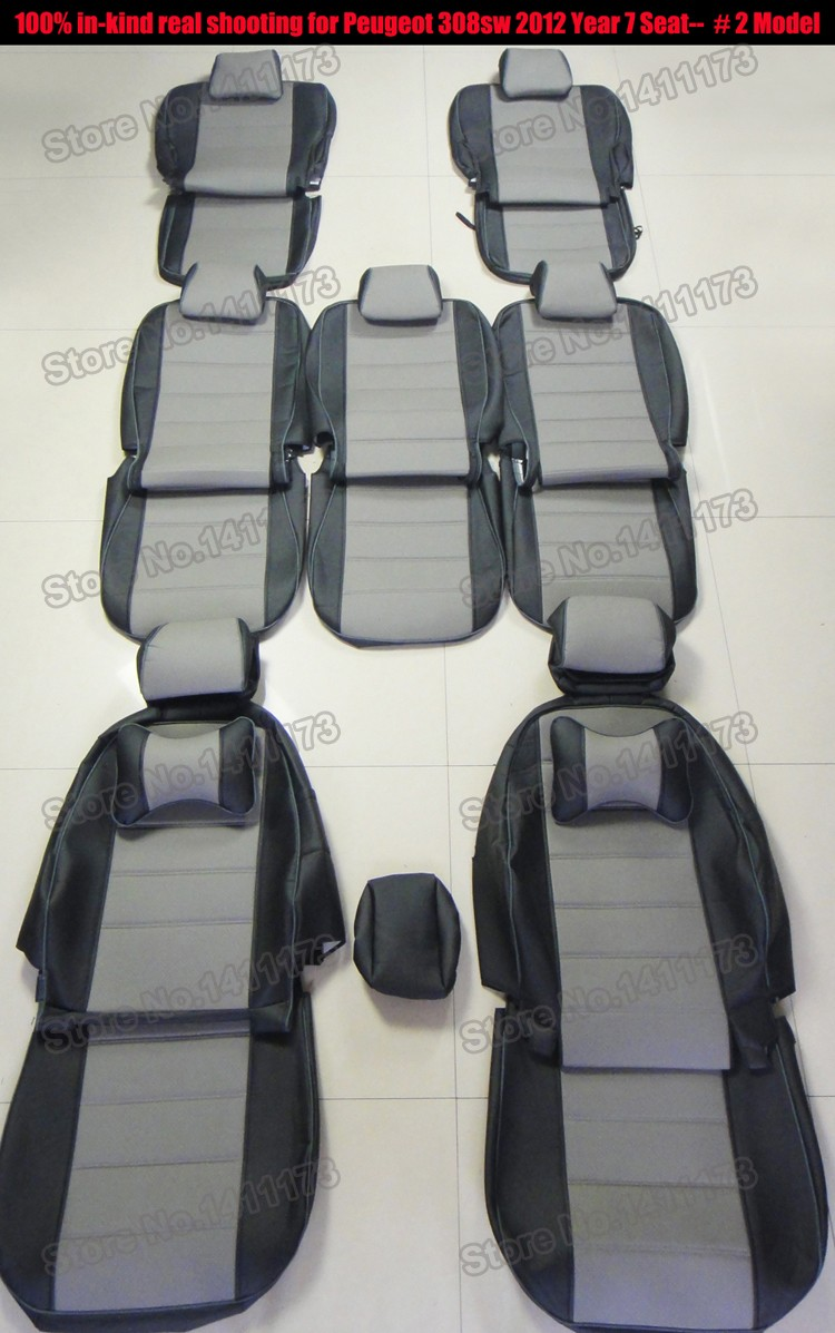 172 custom car seat cover set