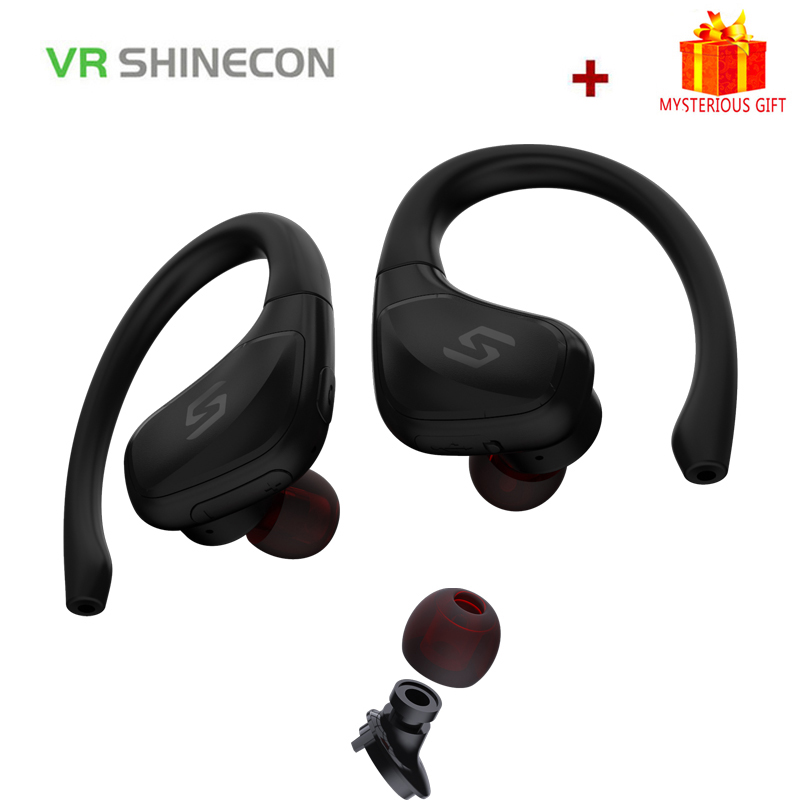 Sports Wireless Headphone For IPhone Samsung Xiaomi Phone Bluetooth Earphone Running Headset In-ear In Ear With Microphone Gamer