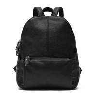 Women Genuine Leather Backpack Antitheft Shoulder Bag Ladies Work Business Travel Daypack Girls School Bookbag Backpacking Purse