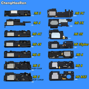 ChengHaoRan Loudspeaker Buzzer Ringer Loud Speaker For Xiaomi Mi 3 4 5 5C 5X 6 6X 8 8SE Mi6 Mi5 Mi5c Mi4s Mi4c Mi4i Mi5s Plus