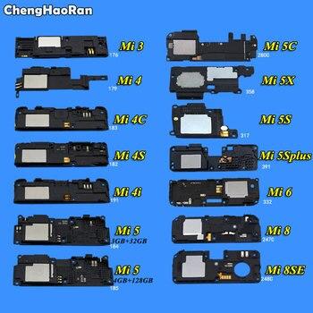 ChengHaoRan Loudspeaker Buzzer Ringer Loud Speaker For Xiaomi Mi 3 4 5 5C 5X 6 6X 8 8SE Mi6 Mi5 Mi5c Mi4s Mi4c Mi4i Mi5s Plus mythology for xiaomi 5c mi5c big back
