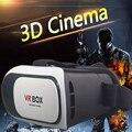 3.5-6.0 дюйм(ов) Смартфон VR КОРОБКА Гарнитура 3D Очки + Смарт-Геймпад Повышен Google Картон 600 Близорукость Поддержки Пользователей свет Тела