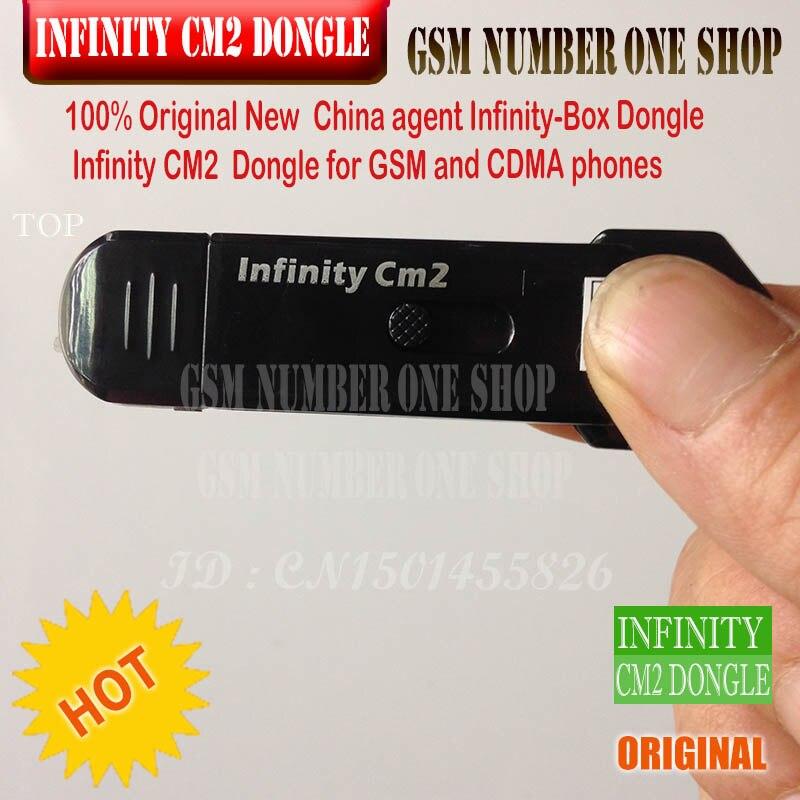 Gsmjustoncct 2019 d'origine nouvelle Chine agent Infinity-Boîte Dongle Infinity CM2 Dongle Boîte pour GSM et CDMA téléphones Livraison gratuite - 4