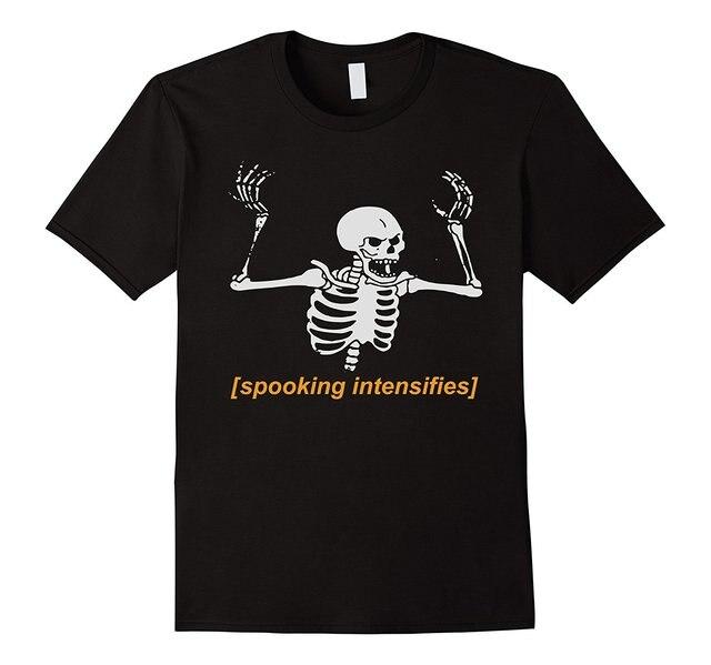 Spooking Intensifies Spooky...