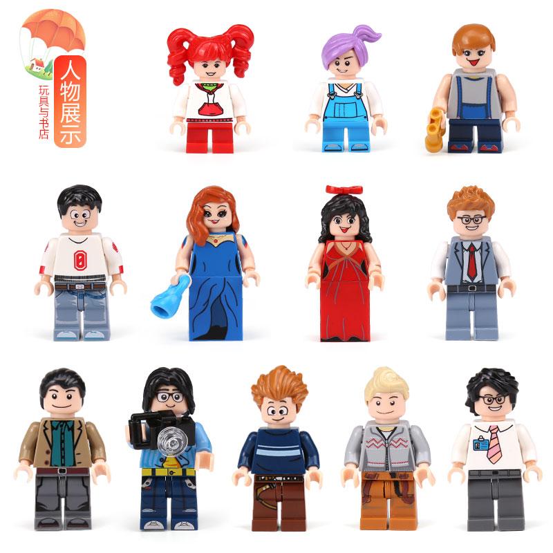 Xingbao 01006 Creator Expert набор игрушек и книжного магазина Обучающие строительные блоки кирпичи игрушки для детей рождественские подарки - 6