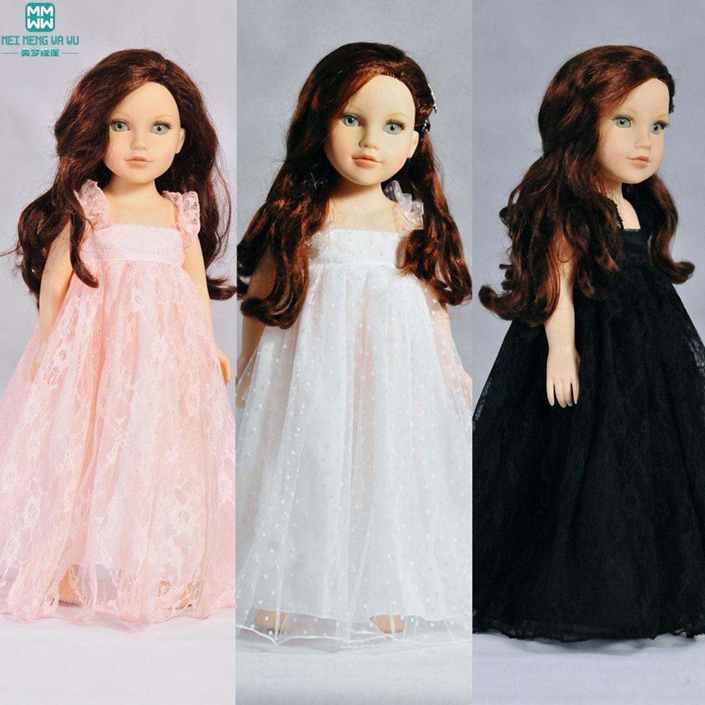 Kläder till dockor passar babyfödd zapf docka och flicka dolll Vit - Dockor och tillbehör - Foto 1