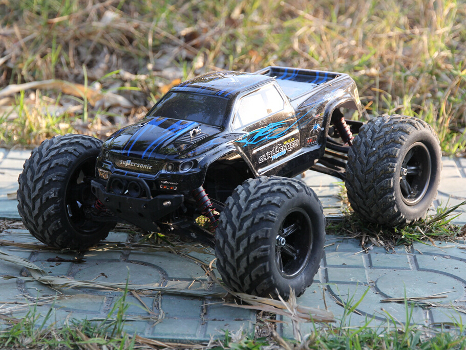 все цены на GPTOYS S911 1/12 2WD 40km/h High Speed Remote Control Off Road Cars Classic Toys Hobby/moster truck VS Traxxas WLTOYS A969 A979 онлайн