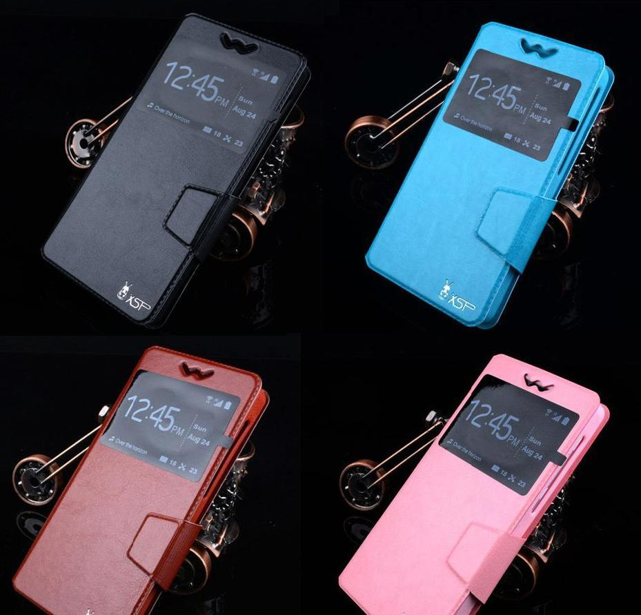Instock Alcatel idol 3 Phone Case, Fasion Flip PU Leather Phone Cases for Alcatel one touch idol 3 (5) Luxury Free Shipping