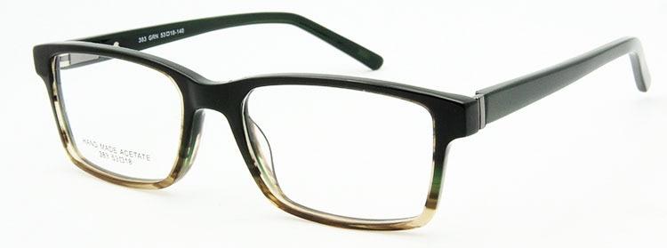 ESNBIE, классические очки для мужчин и женщин, оптические очки, итальянский дизайн, оригинальное качество, классические очки, бренд, оптика, оправа - Цвет оправы: eyeglasses frame GN