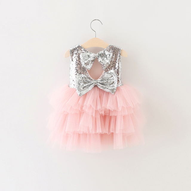 Baby Birthday Dress