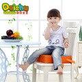 Детские Подушки Сиденья Красочные Портативный Съемный Обеденный Стул-Бустер Увеличилось Pad Подушки Сиденья