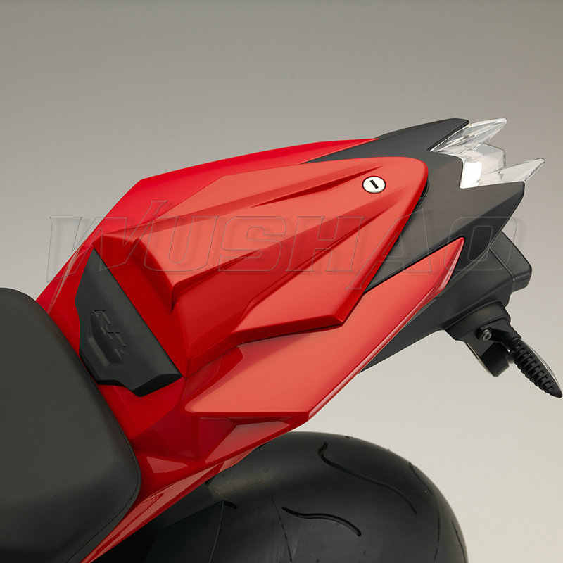 Motorcycle Pillion Rear Seat Cover Cowl Kuip Voor 2015-2018 BMW S1000RR S1000R S 1000 RR R 2013 2014 2016 2017 Wit Zwart