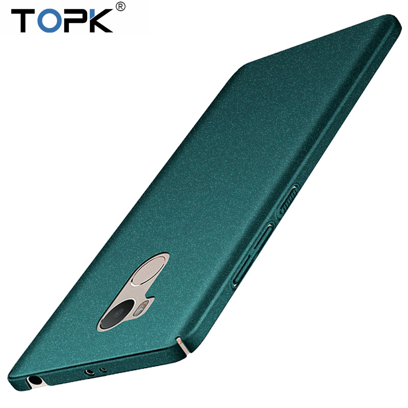 Xiaomi Redmi 4 Pro Case, TOPK Origina PC Plastic Matte Hard Back Cover Phone Cases for Xiaomi Redmi 4 Pro