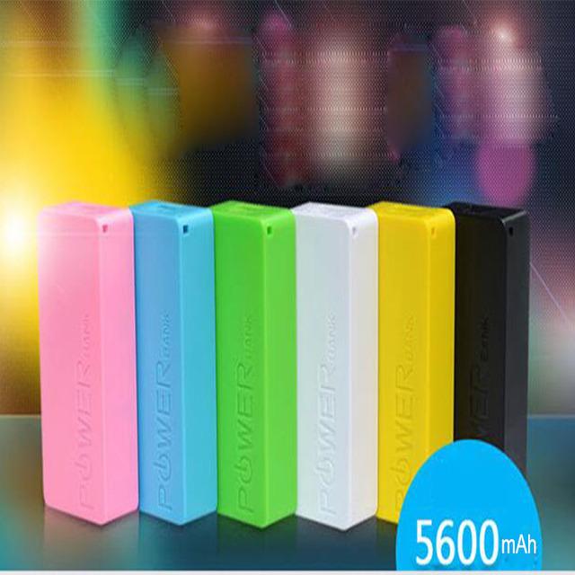 Kailiya Tecnología Portátil Banco de la Energía 5600 mAh Caso Del Cargador de Batería universal para iphone4 5 6 plus sumsang xiaomi htc huawei lg