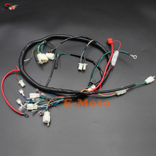 Engine Wiring Harness Wiring Loom 150cc 200cc 250cc PIT Quad Dirt Bike Offroad ATV Buggy Zongshen Loncin new E-Moto