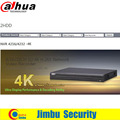 Dahua NVR4216-4K, NVR4232-4K 16/32CH 1U 4K H.265 Network Video Recorder SATA HDDs up to 12TB, P2P QR Code Scan & Add Up to 12Mp